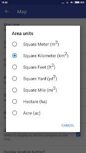 App GPS Distance Area and Perimeter Measurement APK for Windows Phone
