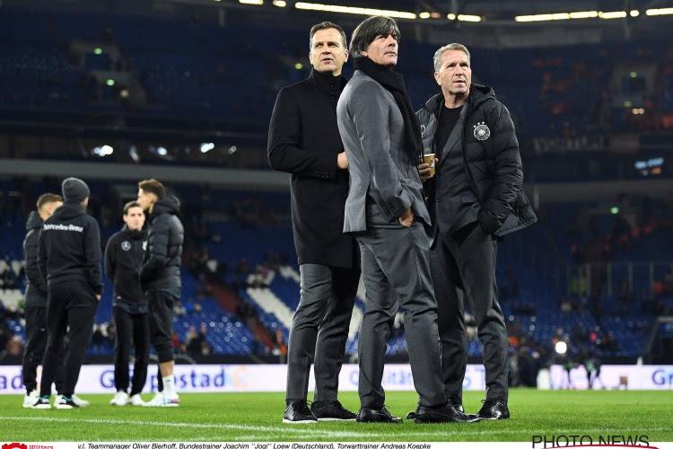 """Stilaan lichte paniek bij Duitse Mannschaft: """"We zullen iets moeten bedenken"""""""