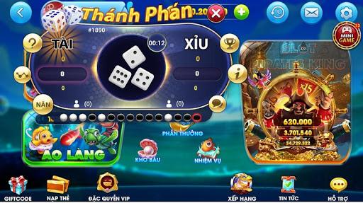 Vua Cu01b0u1edbp Biu1ec3n - Ban Ca 3D screenshots 3