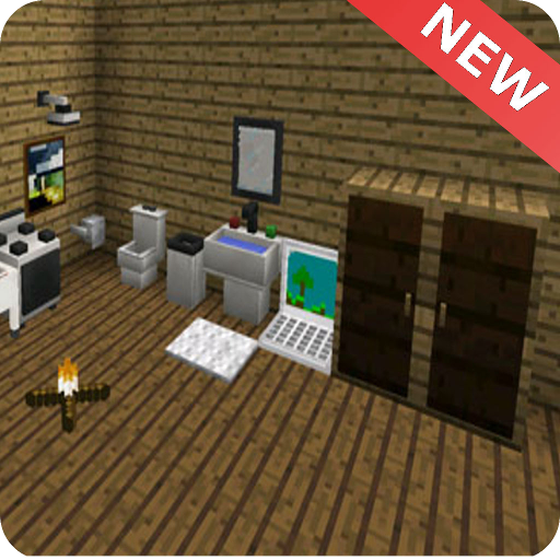 More Furniture Mod Mcpe 2017