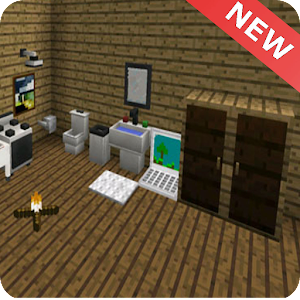 More Furniture Mod Mcpe 2017 for PC and MAC