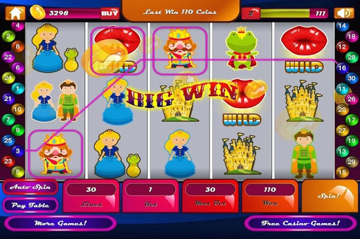 Folk And Fairy Tales Slots
