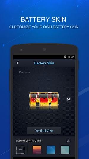 5 DU Battery Saver丨Power Doctor App screenshot