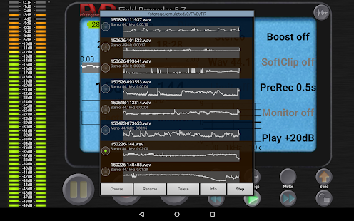 Field Recorder- screenshot thumbnail