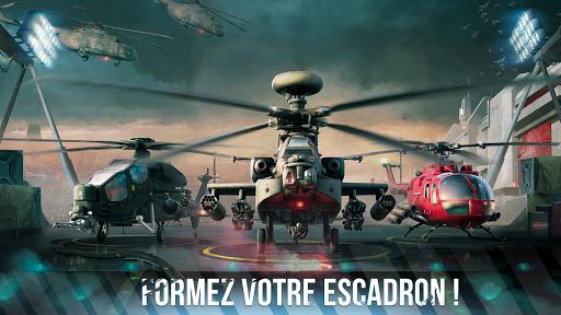Modern War Choppers: shooter de guerre JcJ fond d'écran 2