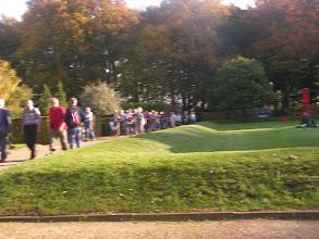 Photo: Beeldentuin bij 'Kasteel Nijenhuis' wat deel uitmaakt van Museum De Fundatie.