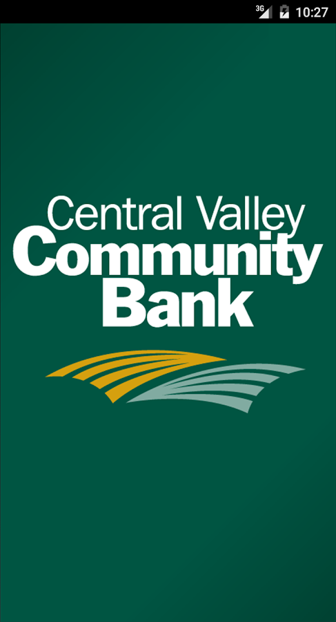 Central Valley Community Bank- screenshot