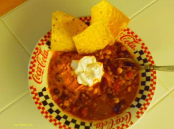 Bea's Taco Soup