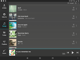 jetAudio HD Music Player APK screenshot thumbnail 16