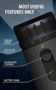 Яркий фонарик Selene FLASH LED мод