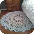 crochet rug patterns by Harumando icon