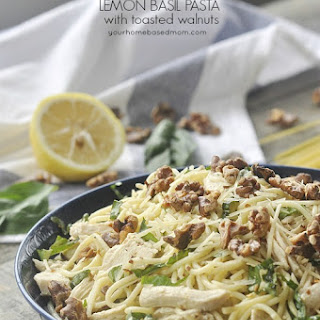 Lemon Basil Butter Pasta Recipes