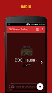 Radio for BBCHausa - náhled