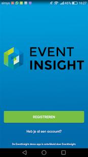 Download EventInsight Demo For PC Windows and Mac apk screenshot 1