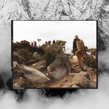 Mountain Hike - Video Template