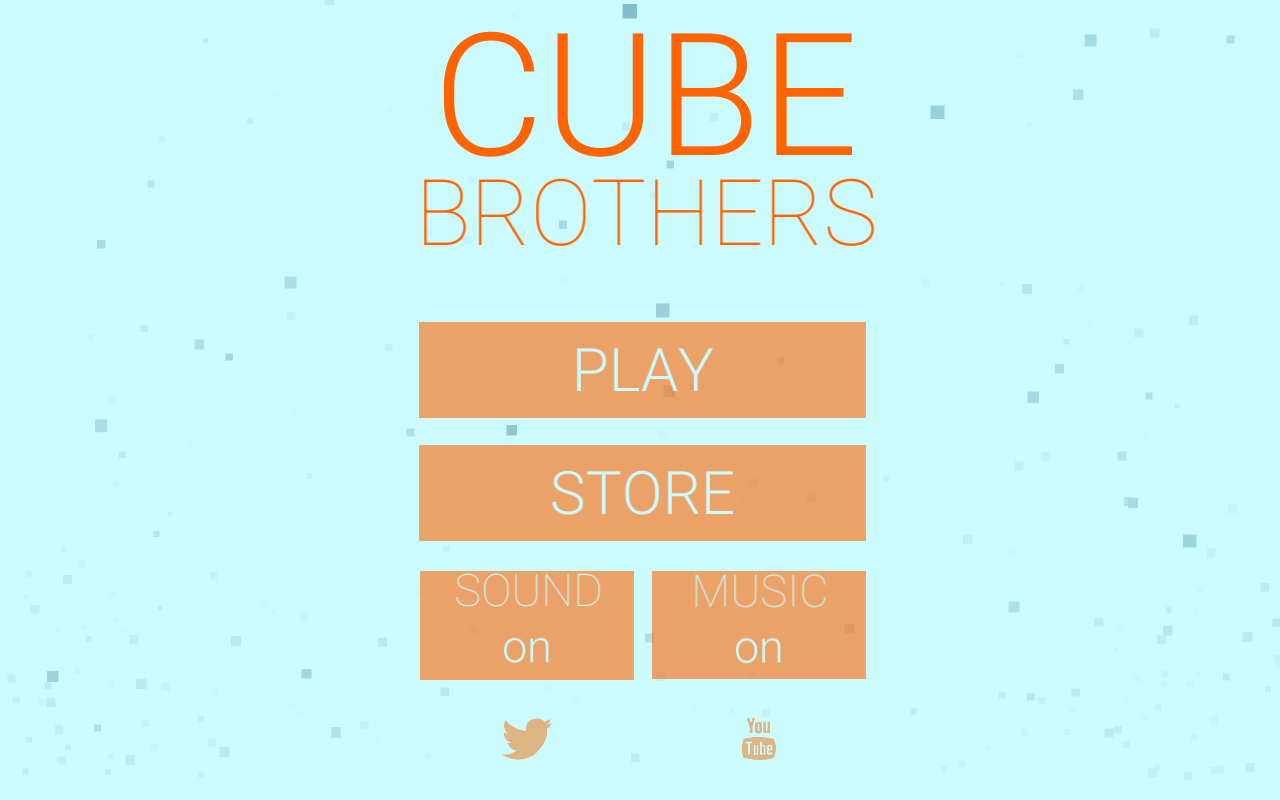 Cube Brothers- screenshot