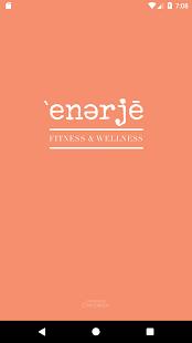 ˈenərjē fitness + wellness - náhled