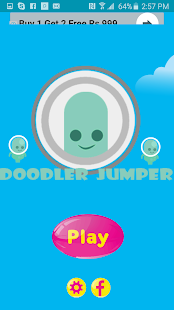Doodler jumper - náhled