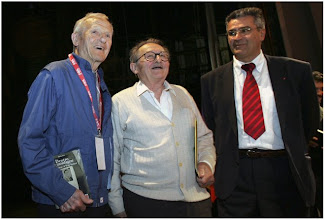 Photo: Merz, Battisti e Ruggero Purin