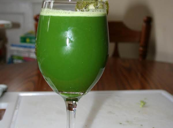 Green Juice Metablism Starter... Recipe