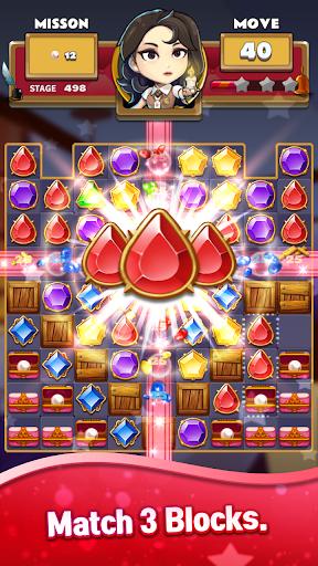 The Coma: Jewel Match 3 Puzzle  screenshots 3
