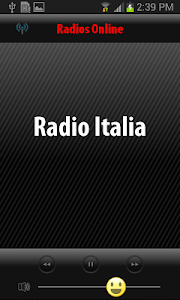 Radios di Italia screenshot 1