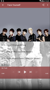 Download BTS (방탄소년단) Boy With Luv mp3 Popular Song APK