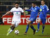 Anderlecht serait sur le point de prêter Kenny Saief au Legia Gdansk en Pologne