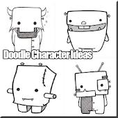 Tải Game Ý tưởng nhân vật Doodle