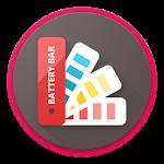 Battery Bar : Energy Bars on Status bar 3.3 (Paid)