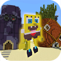 Mod Bikini Bottom for MCPE icon