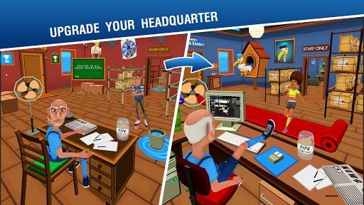 Grandpau2019s Parcel Rangers - 3D Running Game apkdebit screenshots 4