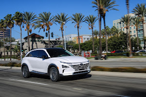 Hyundai Nexo, un coche ecológico 100x100