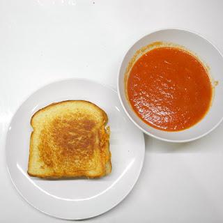 Creamy Dairy-Free Tomato Soup