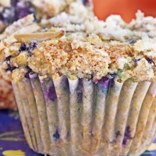Blueberry Crumble Muffins 0