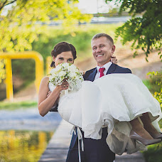 Wedding photographer Masha Gordienko (Mashundrik). Photo of 16.04.2015