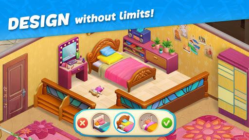 Hawaii Match-3 Mania Home Design & Matching Puzzle screenshot 9