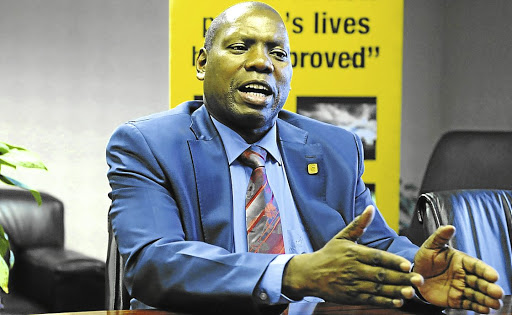 Unitary approach: ANC treasurer-general Zweli Mkhize says there will be intense negotiations, trade-offs and lobbying after the nomination process has concluded. Picture: SOWETAN