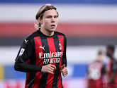 """La nouvelle star de l'AC Milan a refusé la Belgique : """"Haaland m'a dit d'attendre"""""""