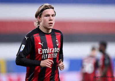 Cercle Brugge greep deze zomer net naast een Noors talent dat nu mee het mooie weer maakt bij AC Milan