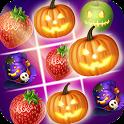 Halloween Fruits Splash icon