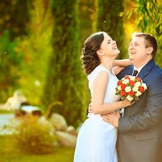 Wedding photographer Vadim Chikalo (bikervadim). Photo of 27.10.2014