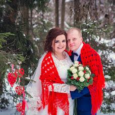 Wedding photographer Kristina Vikulova (Fotogloss). Photo of 08.03.2017