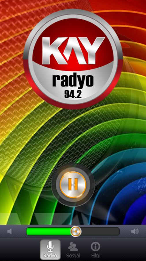 KayRadyo- screenshot