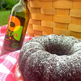Chocolate Sangria Cake