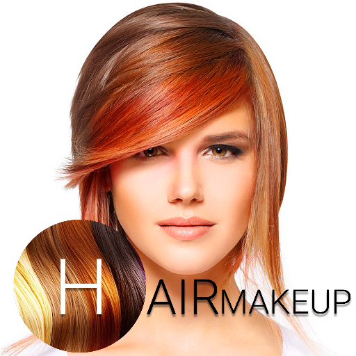 Hair Makeup - Change Photo Hair Color & Style