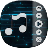 Music Player style J7 Prime – Edge Music S8
