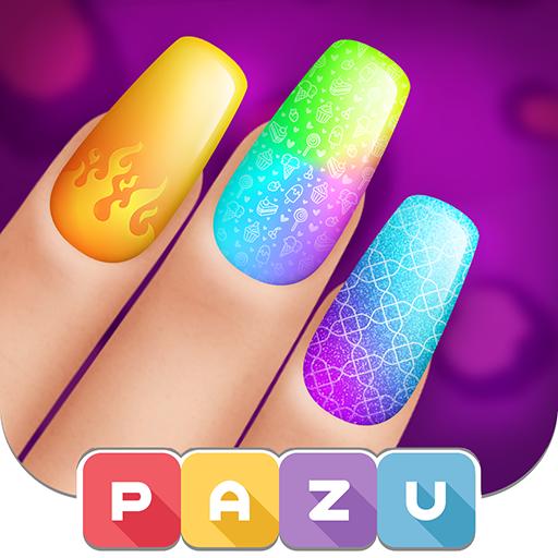 Salão manicure para meninas - Jogos para crianças