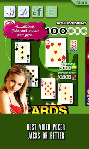 賭場視頻撲克鑽石