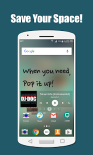 Popup Widget 3- screenshot thumbnail